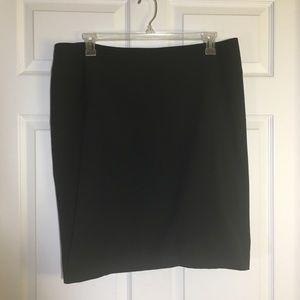 Worthington Black Skirt with Back Zipper
